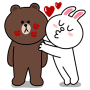 1036 熊大&兔兔(約會篇♪)