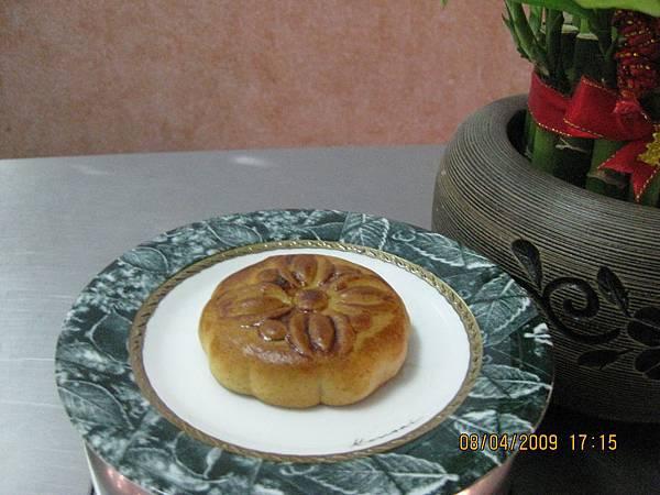 紅豆麻糬餅