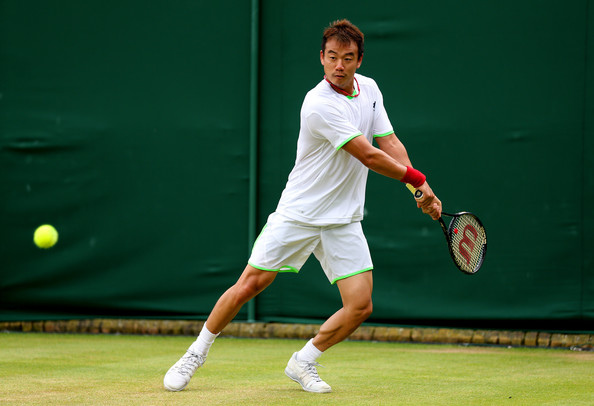Jimmy+Wang+Wimbledon+Tennis+Championships+ukj54jcmJ7Dl