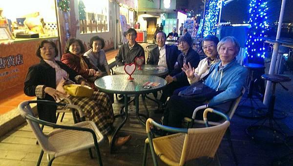 文藝班同學聚會