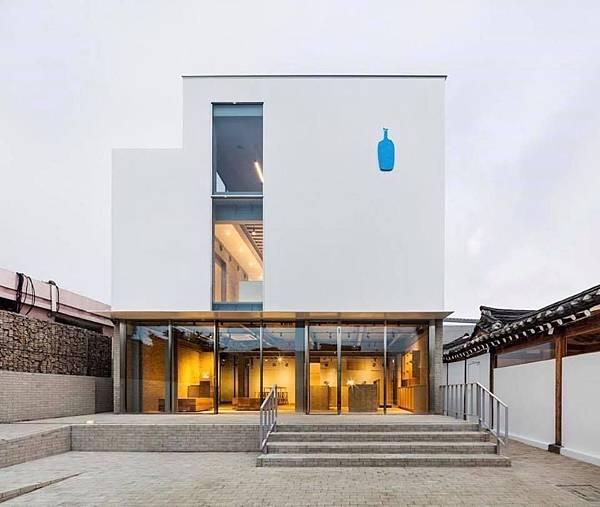 韓國藍瓶二號店開幕  (4)0.jpg