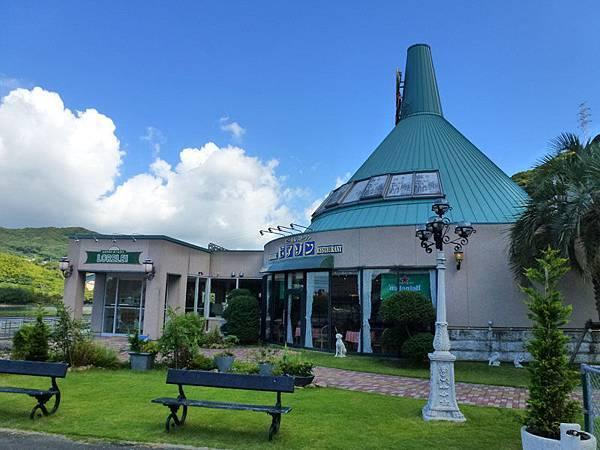 這就是我們住的溫泉旅館Hotel Lorelei