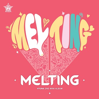 hyuna-melting-2nd-mini-album
