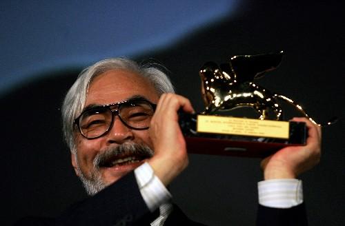 威尼斯影展獲獎的宮崎大師