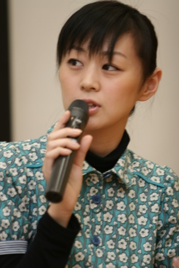 千葉紗子(Chiba Saeko)