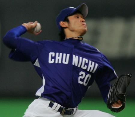 中田賢一(2007)