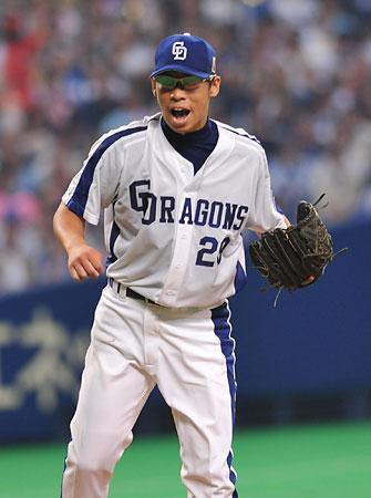 山井大介(2007)