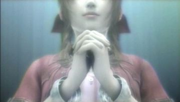 祈禱的Aerith