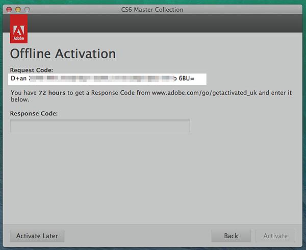 crack adobe cs6 master collection mac