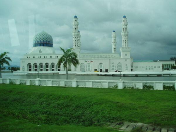 526旅遊第一站-清真寺