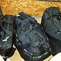 肥厚的行李