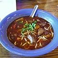 番茄牛肉泡菜麵