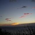 來不及看到的關山日落