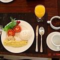 今天是日式早餐