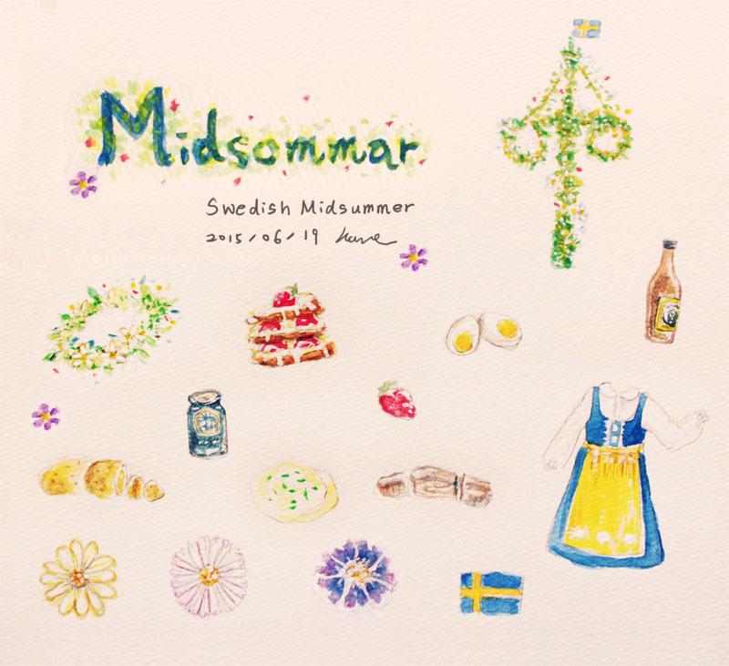 瑞典仲夏節