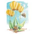 20160919花森林裡的蜜蜂.jpg