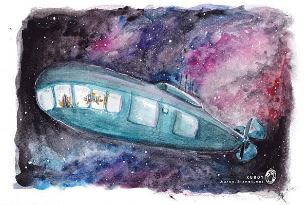 20161127乘著潛艇的魚.jpg