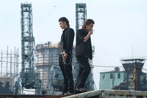 《漂丿男子漢/Crows Zero》I&II(含預告片) -8