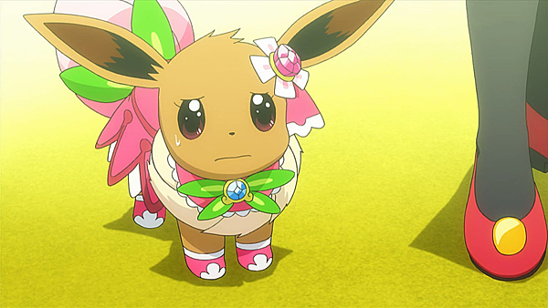Serena_Eevee_Showcase_Debut