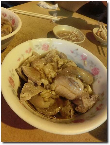 台南小吃-阿明豬心冬粉
