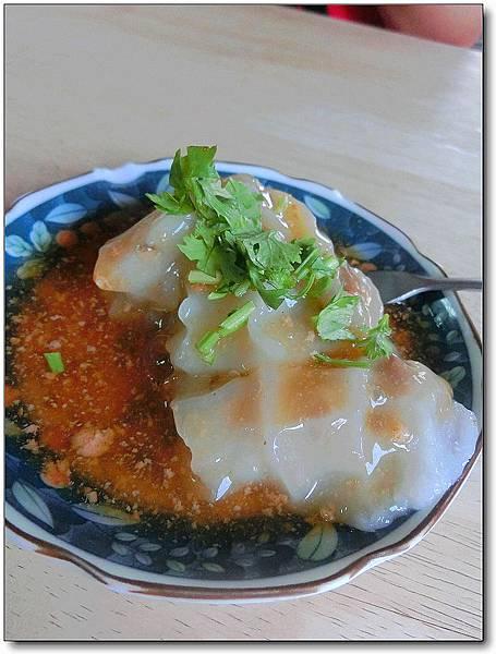 台南小吃-蝦仁肉圓