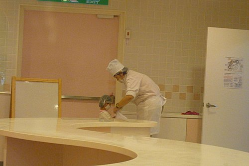 BABY BOSS職業體驗~烘焙屋