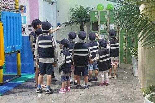 BABY BOSS職業體驗城~偵查警察