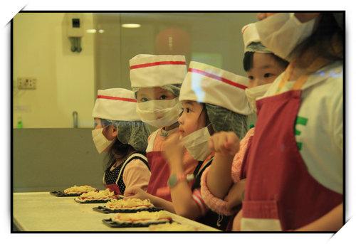BABY BOSS職業體驗城~小如如的披薩屋小廚師職業體驗