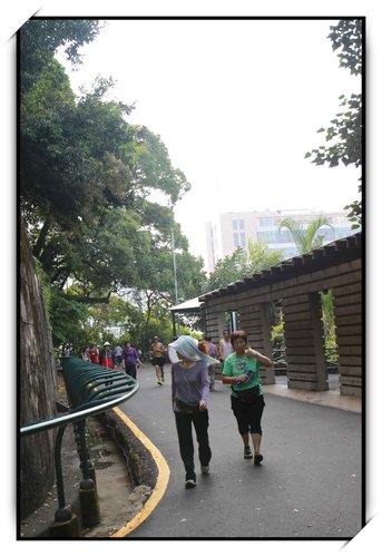 2011年9月澳門行~東望洋燈塔