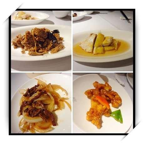 2012年2月澳門行~~星際酒店六樓蘇浙匯~米其林的美食饗宴