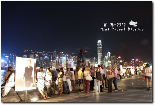 【2012年香港行】天星渡輪~幻彩詠香江