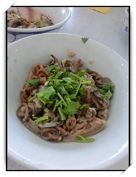 台南阿憨鹹粥