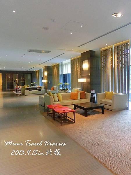 北投麗禧酒店雍翠庭