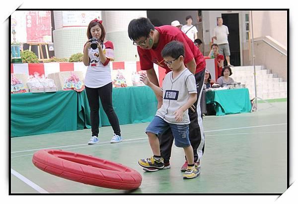 2013安君兒幼稚園台灣班運動會