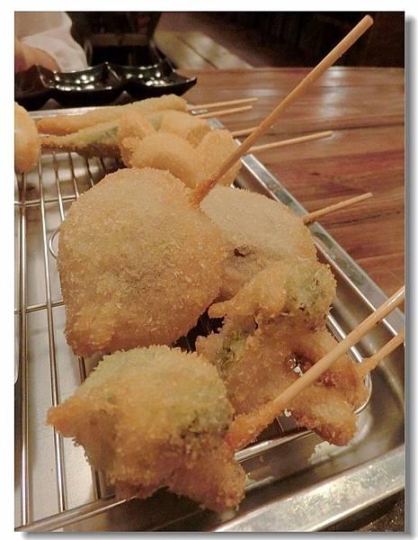 台中美食餐廳仁串屋