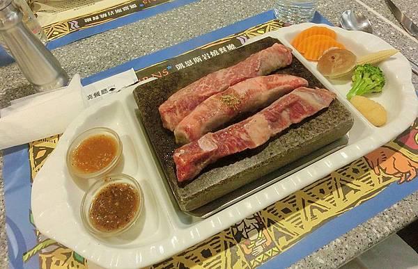 台中凱恩斯岩燒牛排餐廳崇德店
