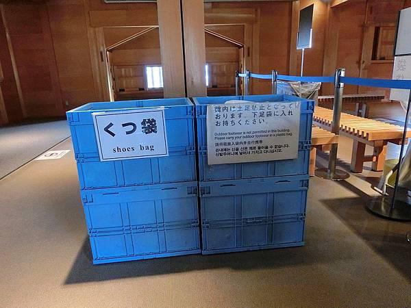 日本北陸金澤城五十間長屋