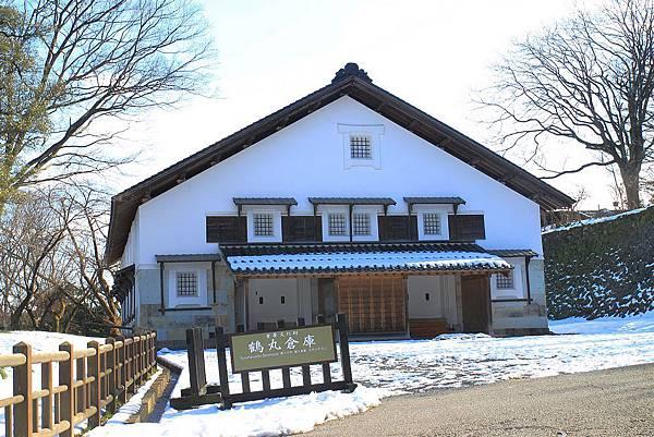 2014.1北陸金澤城鶴丸倉庫