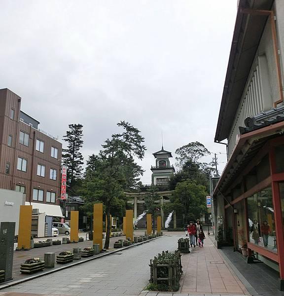 日本北陸金澤尾山神社
