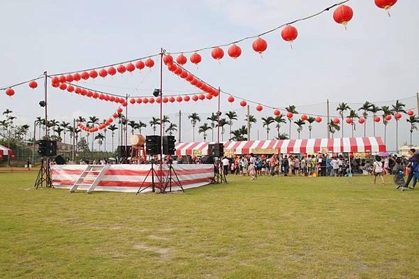 2014年台中日僑小學夏祭