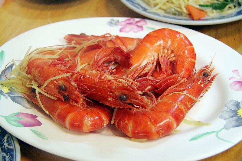 王功阿源珍十味海產店