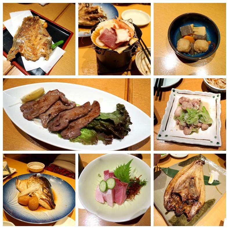 2014.12金澤之旅第一天晚餐
