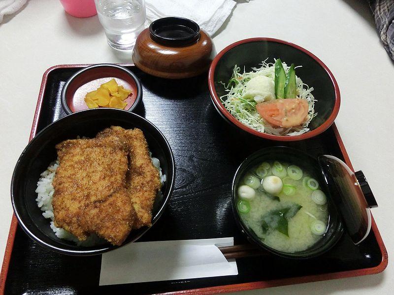 2014.12ヨーロッパ軒春江店品嘗ソースカツ丼