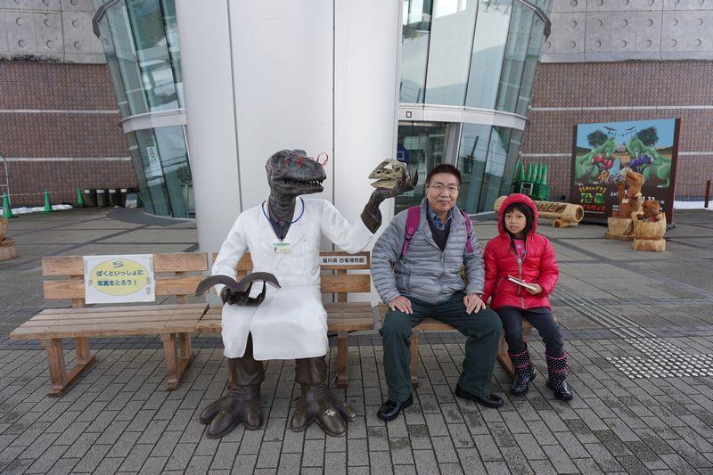 2014.12.8福井恐龍博物館