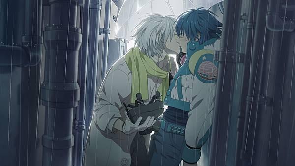 ev440クリアとキス
