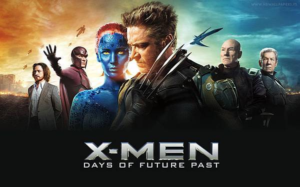 X戰警:未來昔日