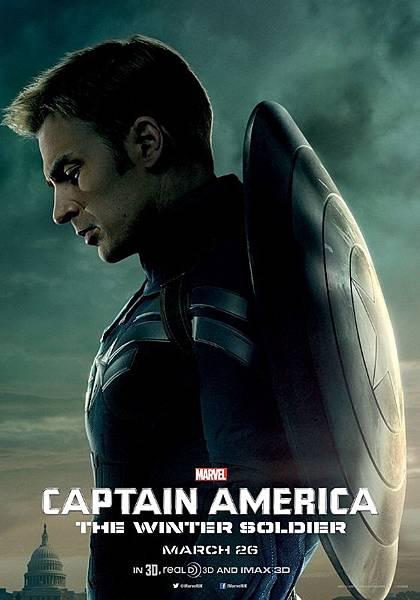 美國隊長2:酷寒戰士