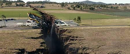 加州大地震