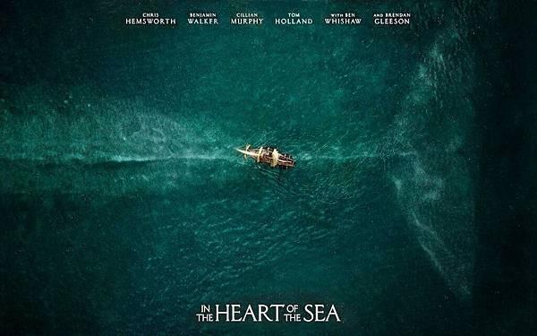 白鯨傳奇: 怒海之心