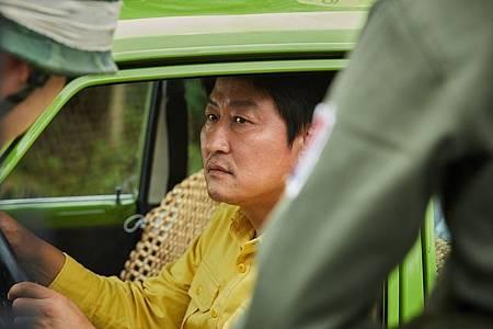 我只是個計程車司機